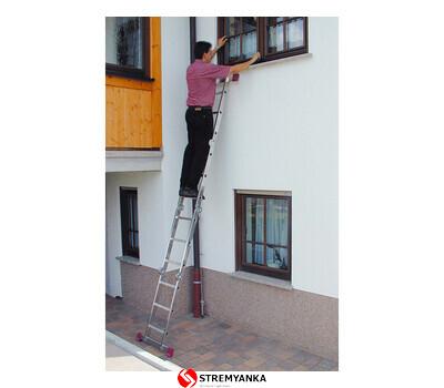 Фото - Шарнирная универсальная лестница Corda MultiMatic KRAUSE® (4x3)